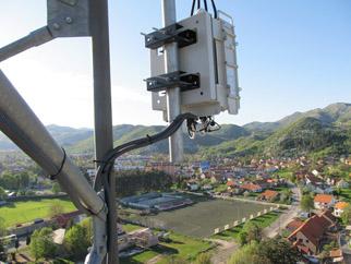 Mreža WiMAX Montenegro
